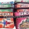 50 Peruvian Small leather coin purse, souvenirs