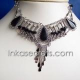 40 Stone necklaces peruvian alpaca (SNPA)