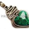 08 Small Semi-Precious Stone Pendants