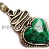 08 Small Semi-Precious Stone Pendants