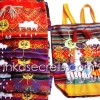10 Peruvian Arpillera Backpack