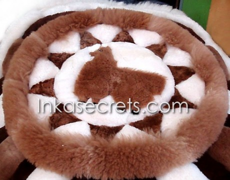 04 Peruvian baby alpaca pillow