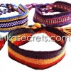 300 Peruvian ethnic friendship bracelets