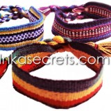 300 Friendship Bracelets HandWoven Cusco