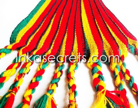 5000 Friendship Bracelets HandWoven Cusco
