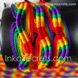 150 Pride GAY Rainbow Friendship Bracelets