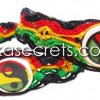 200 Rasta Ceramic Friendship Bracelets