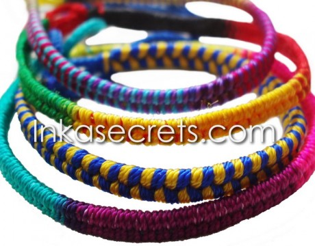 250 Friendship Bracelets Double Knot