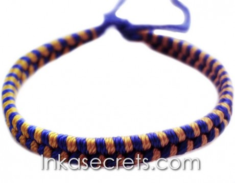 100 Friendship Bracelets Double Knot