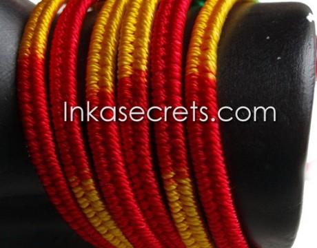 500 Friendship Bracelets Double Knot