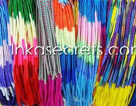 1000 Friendship Bracelets Double Knot
