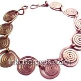 04 Bronze Wire Bracelet