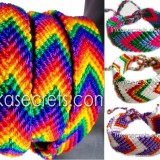 "1000 Friendship Bracelets ""Palm Tree"""
