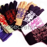 300 Alpaca wool Gloves for Children