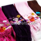 25 Children Arpillera Scarves