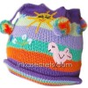 15 Peruvian Children's arpillera / hat