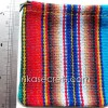 20 Peruvian jewelry pouches