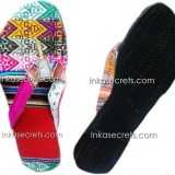 01 Ethnic Peruvian Sandals