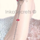 30 mixed design Anklets Bracelets