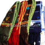 100 Children Arpillera Scarves