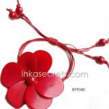 15 Flower Tagua Bracelets