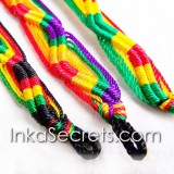 150 Peruvian Friendship Bracelets