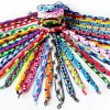 100 Classic Hand Woven Friendship Bracelets.