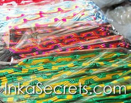 1000 Peruvian Friendship Bracelets