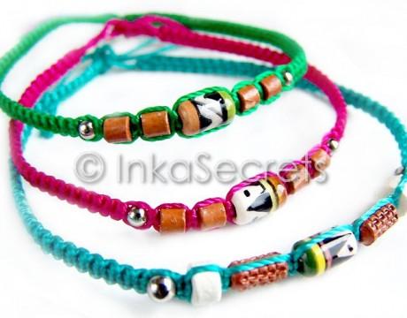 200 Ceramic Friendship Bracelets