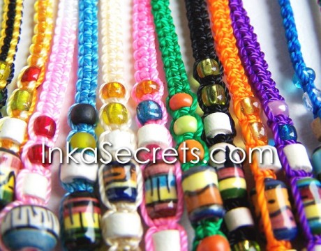 400 Ceramic Friendship Bracelets