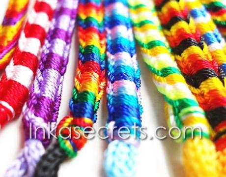400 Friendship Bracelets, Fish Knot