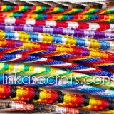 2500 Friendship Bracelets, Fish Knot