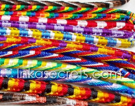 2500 Friendship Bracelets, Fish Knot