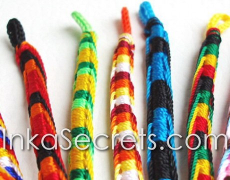 1000 Friendship Bracelets, Fish Knot