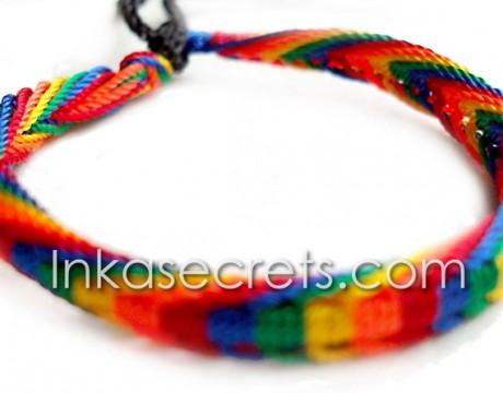 100 Friendship Bracelets, Fish Knot