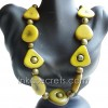 05 Tagua beaded necklaces (NKTPJ125)