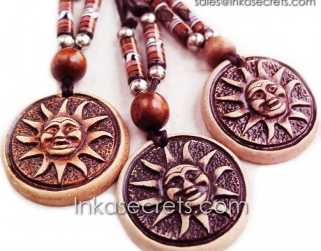08 Ceramica Inca Necklaces