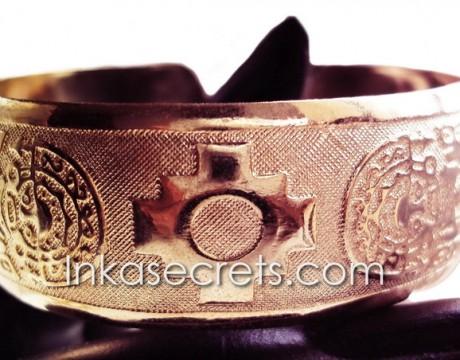 02 Pretty Gold Plated Bracelet