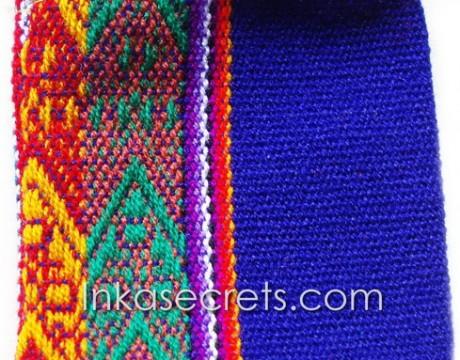 50 Peruvian jewelry pouches