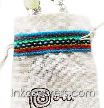 50 Jewelry pouches, peru brand