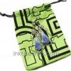 40 Jewelry pouches amazonian shipibo