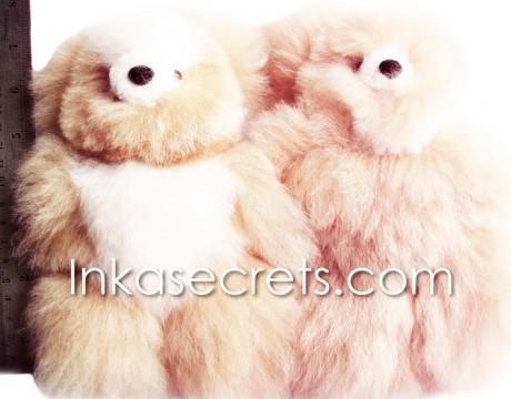 01 Baby Alpaca Teddy Bear, size 5 1/2″