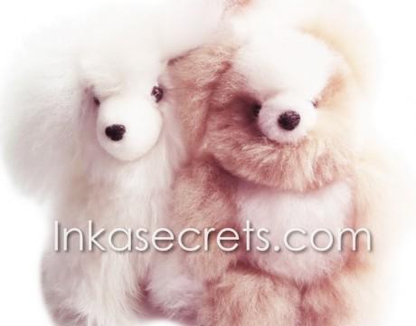 06 Baby alpaca bear & dog small
