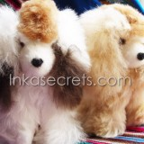 15 Baby alpaca fur dog small.