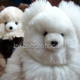 02 Baby alpaca BIG teddy bears 20 inch