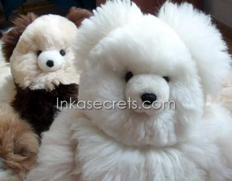 02 Baby alpaca BIG teddy bears 20 inch
