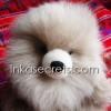 02 Baby alpaca teddy bear 12″