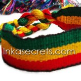 50 Peruvian ethnic friendship bracelets
