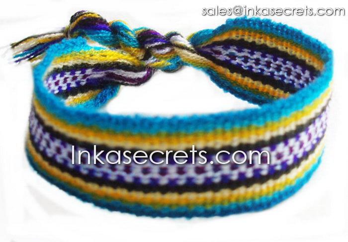 150 Peruvian ethnic friendship bracelets