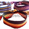 500 Peruvian ethnic friendship bracelets